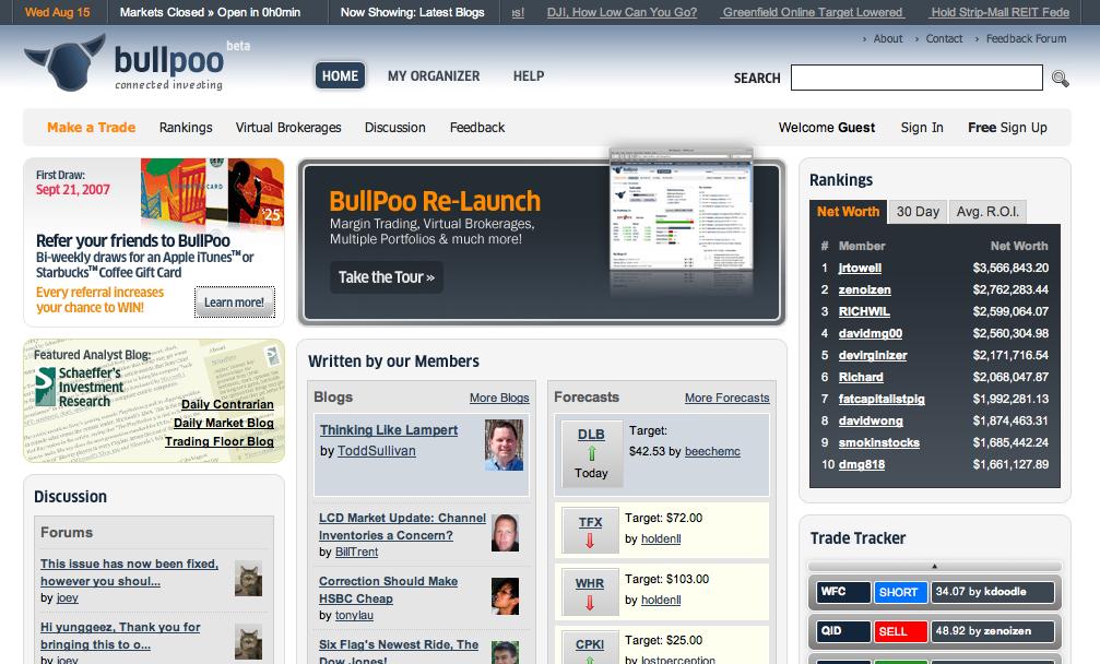 Bullpoo.com New Launch