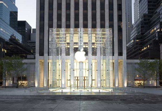 Apple Flagship Store - New York