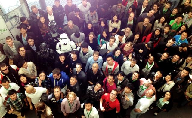 Barcamp Pic