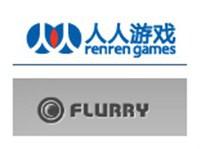 RenRen-Flurry
