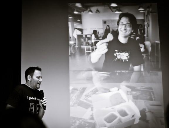 Co-founders of AcceleratorHK, Paul Orlando
