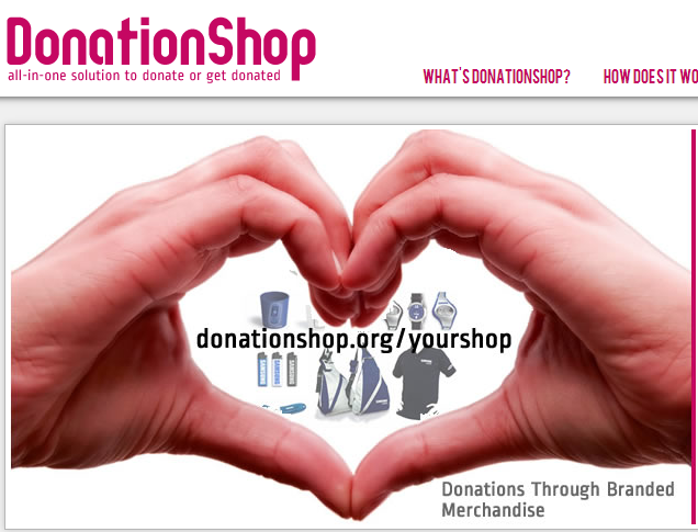 DonationShop