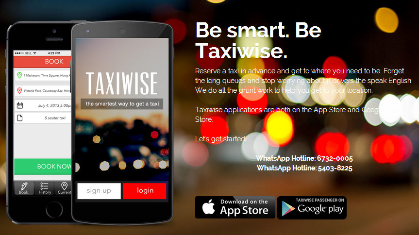 Taxiwise Logo