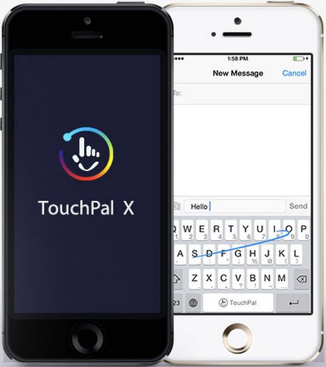 TouchPal Keyboard on iOS8