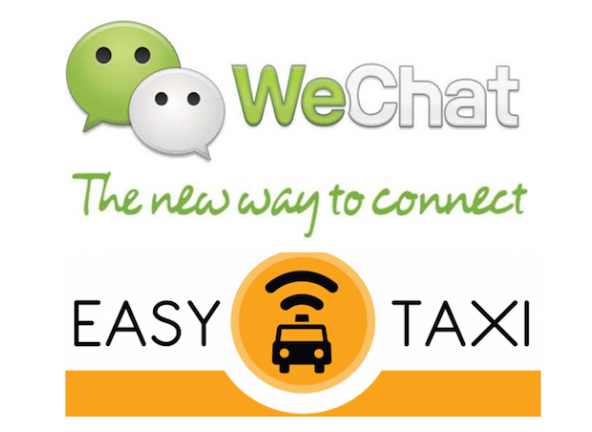 WeChat-Easy-Taxi