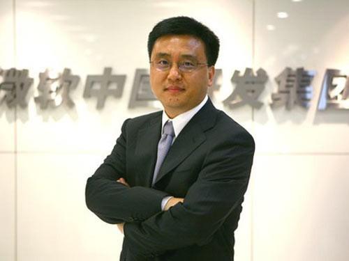 Microsoft-China-Zhang