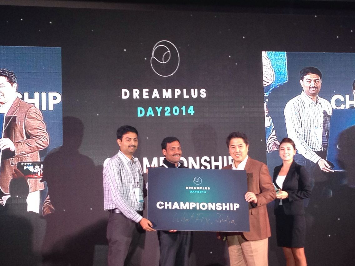 DreamPlus-Winner
