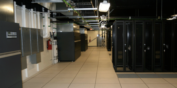 UCloud Data Center in Los Angeles