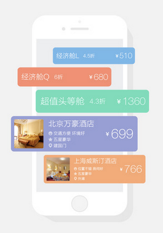 On Flights Manager users can find flight and hotel deals and make purchases.