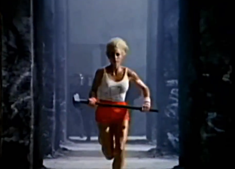 apples 1984 greatest commercial ever made essay 1984 (1984) directed by ridley scott, this spot is often cited as the best super bowl ad of all time, having redefined the big game as advertising's main stage the ad only ran once -- why.