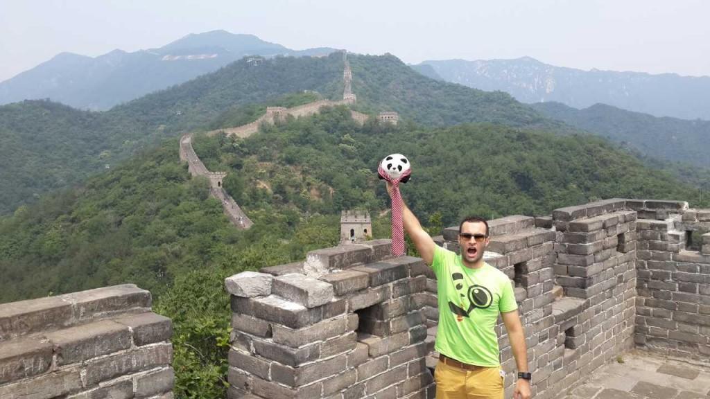 Matt Conger Beijing