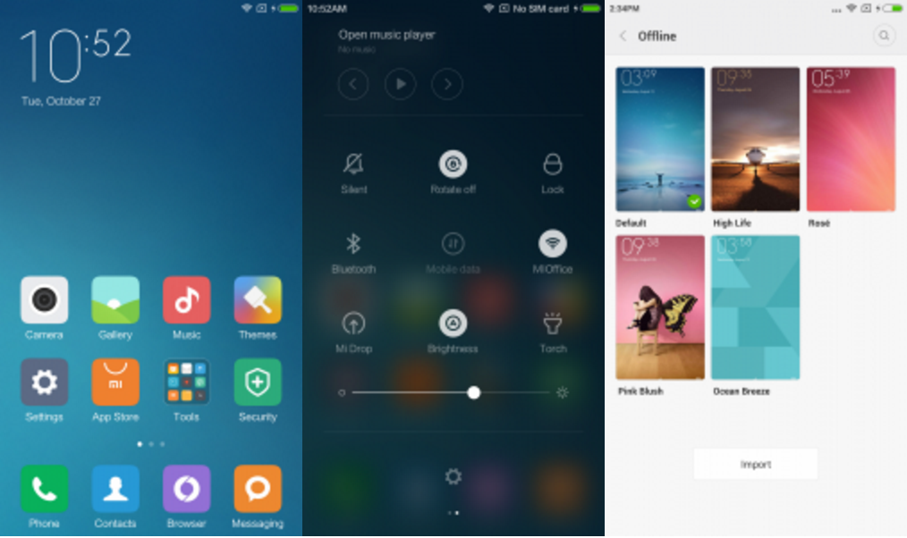 Xiaomi released miui 7 global stable build today technode xiaomi released miui 7 global stable build today stopboris Images