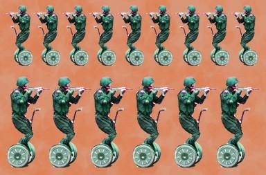 China Police Graphic