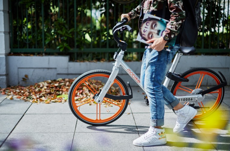 Image result for mobike vs ofo