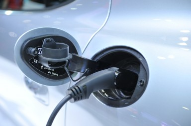 hydrogen EVs charging