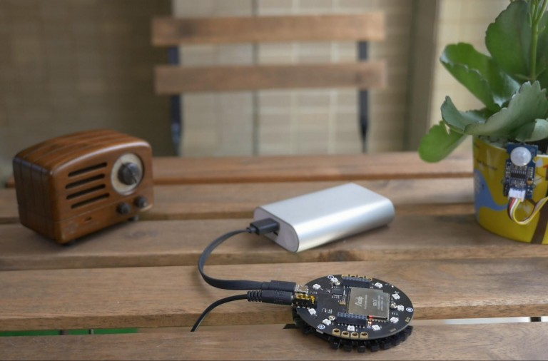 DIY Voice Controlled WiFi Speaker