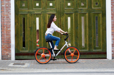 Mobike rider 02