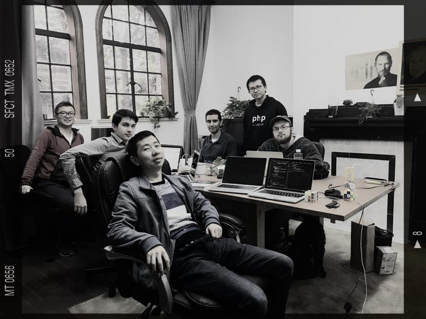 Qtum team (Image Credit: Qtum)