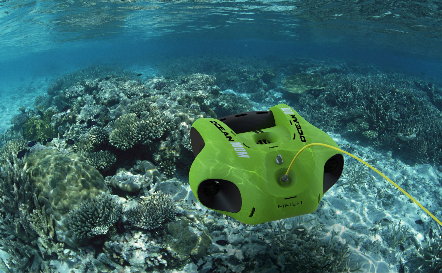 Meet Some Of The Best Underwater Drones Coming Out China