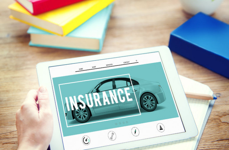 49656408 - car insurance accident claim risk defense drive concept
