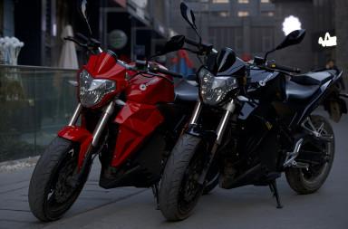 Evoke motorcycles small