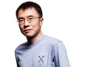 Baidu's new COO Qi Lu - image by Microsoft