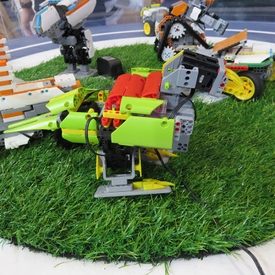 The Jimu robots
