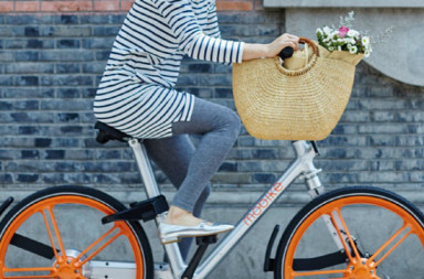 Mobike May Day cycling