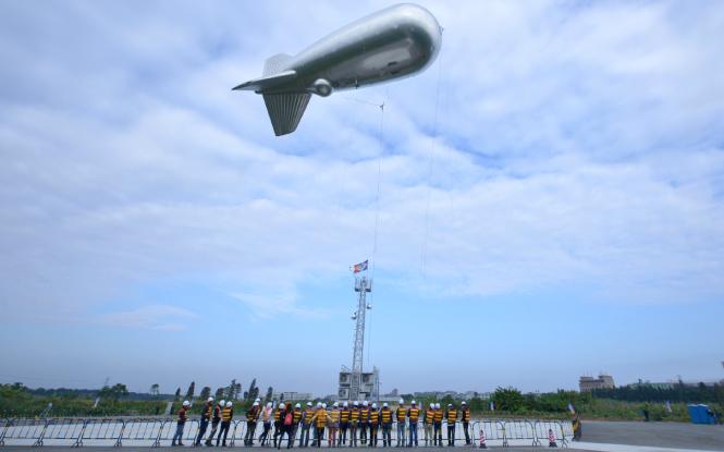 KuangChi's Cloud. Photo from KuangChi.