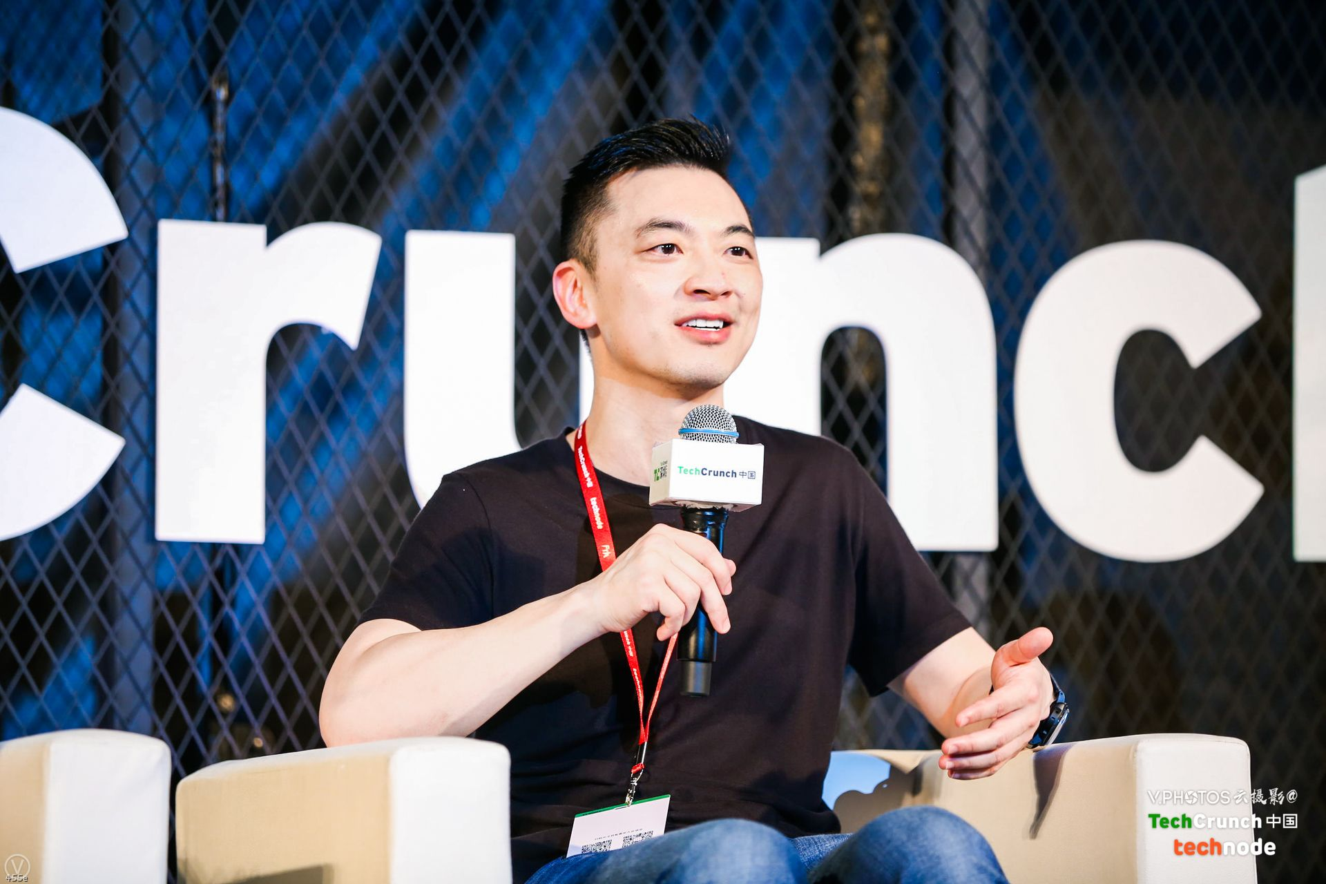 Prenetics CEO Danny Yeung