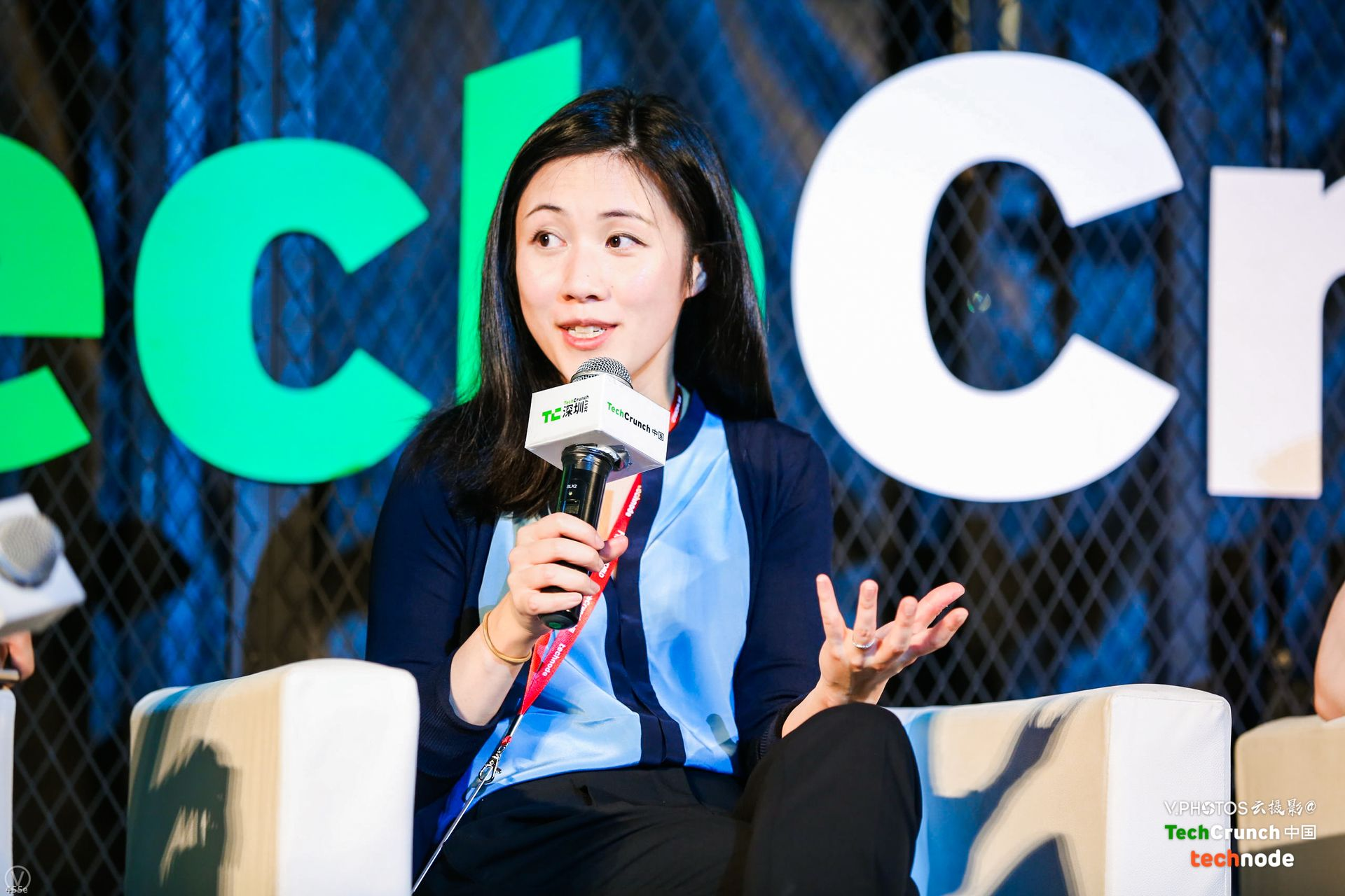 Judith Li, partner at Lilly Asia Ventures