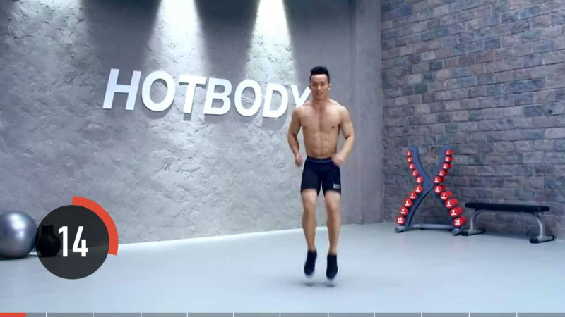Hotbody? Yes, please!