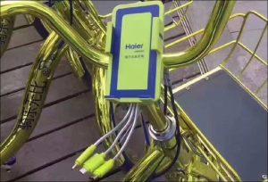 gold bike sharing