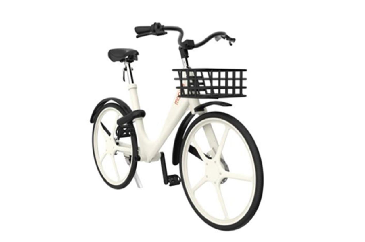 Mobike's new concept bike designed by Naoto Fukasawa