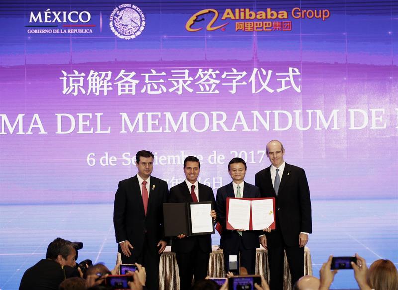Alibaba-Mexico