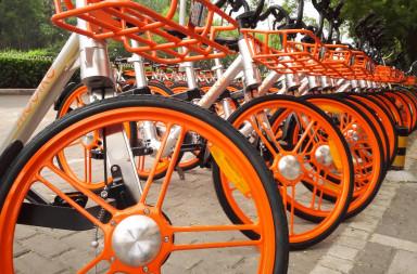 Mobike wheels