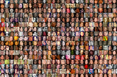 AI artificial intelligence facial recognition image recognition