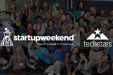 startup weekend techstars