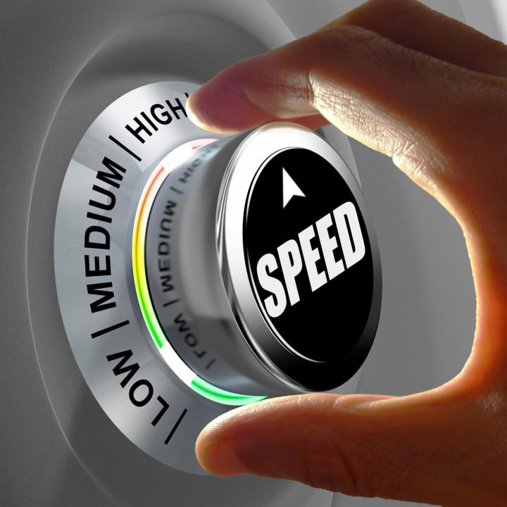 China fast internet