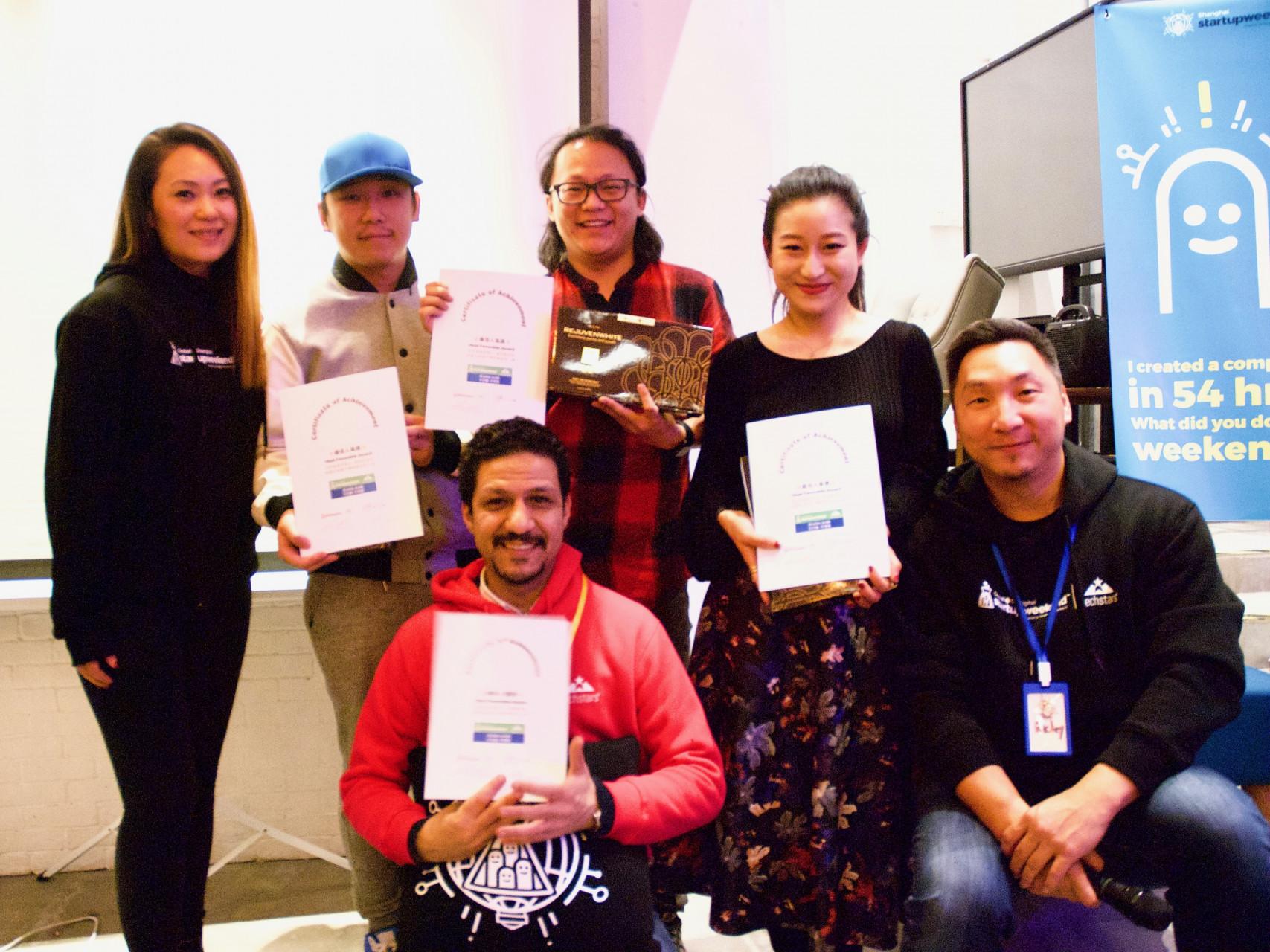 TechStars Shanghai