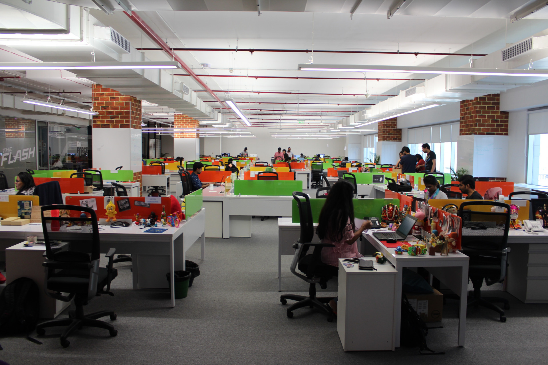 Xiaomi's Bangalore office (Image Credit: Xiaomi)
