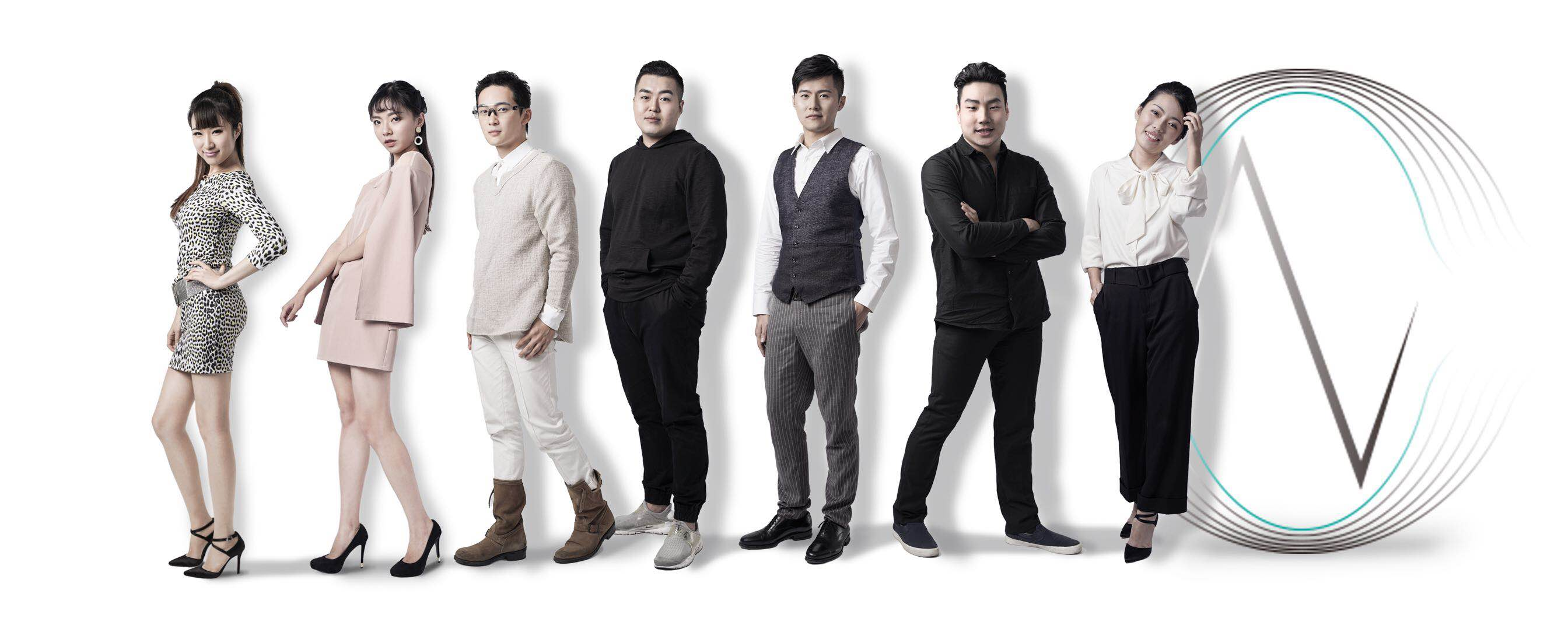 Six co-founders of Zedot team are post-90s generation, and all of them are Shanghainese (Image Credit: TechNode)