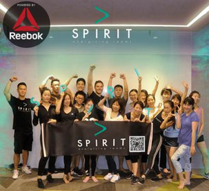 Spirit SPIRIT is bringing work-life balance to China's offices with data-driven wellness wearable lifestyle Features