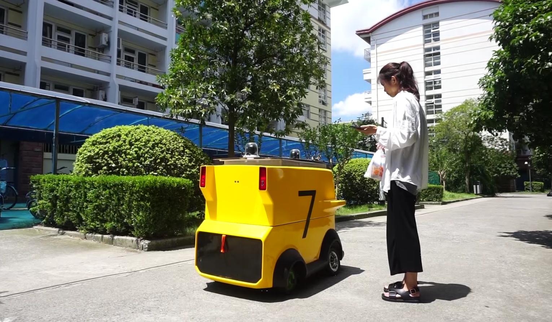 Meituan-autonomous-delivery-MAD