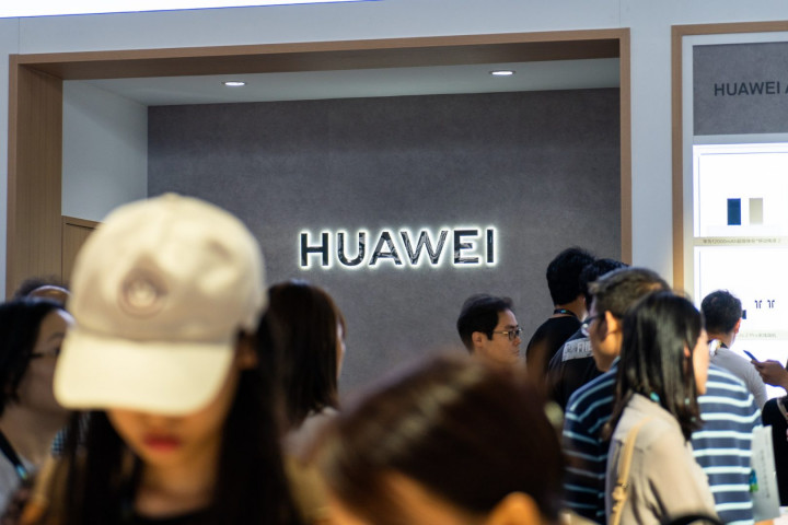 Huawei was present at CES Asia 2019 to showcase its latest consumer products in Shanghai, China on June 11, 2019. (Image credit: TechNode/Shi Jiayi)