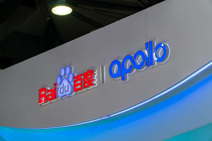 Baidu was present at CES Asia 2019, where it showcased the latest developments of the Baidu Apollo system in Shanghai, China on June 11, 2019. (Image credit: TechNode/Eugene Tang)