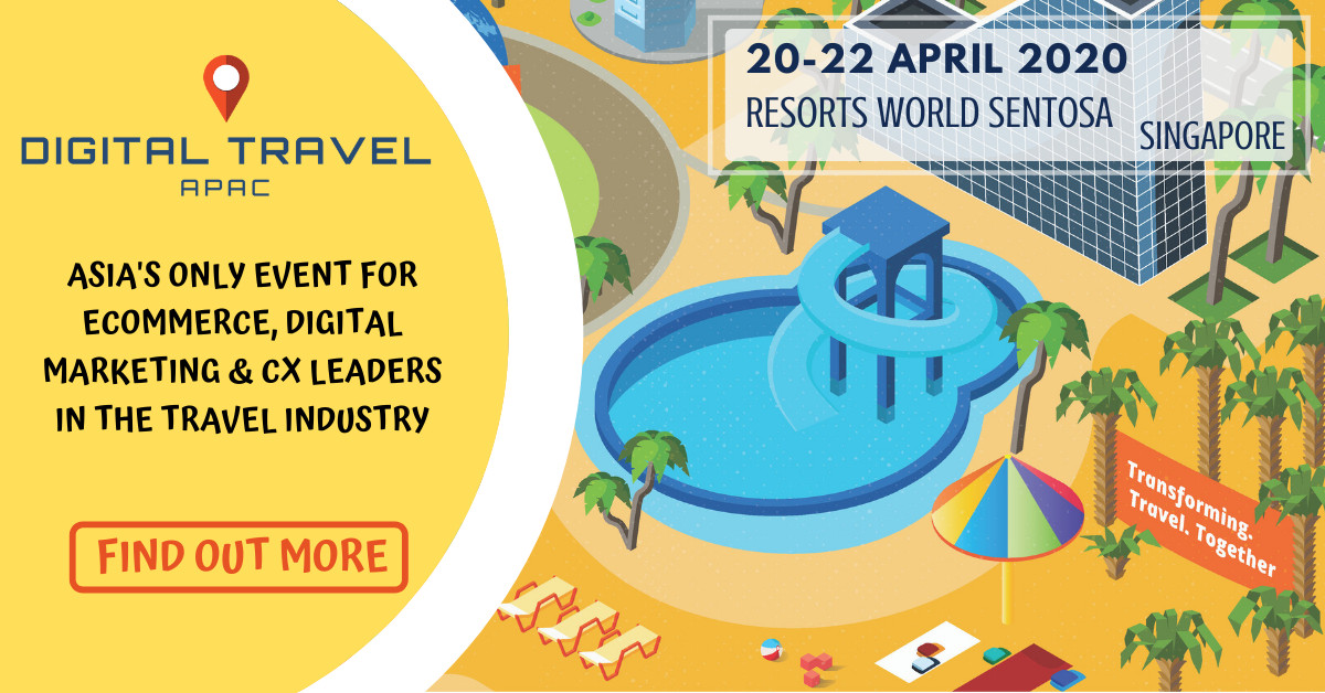 digital travel airlines summit Singapore Southeast Asia