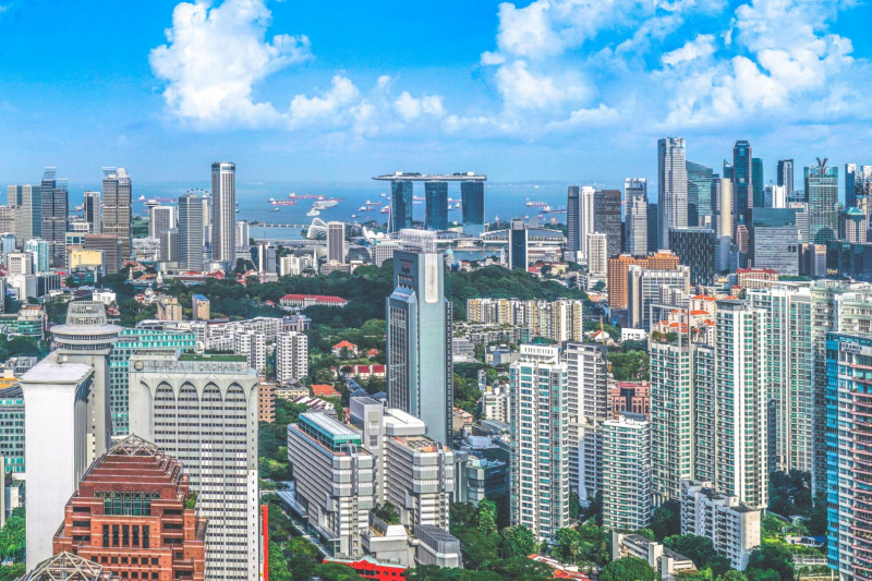 Singapore, city