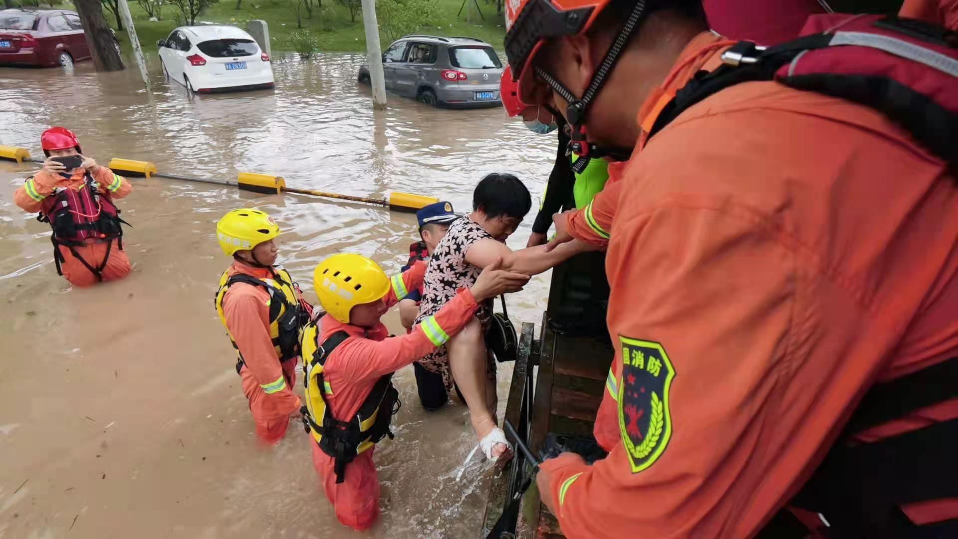 Chinese tech giants donate RMB 1 billion to flood-hit Henan · TechNode